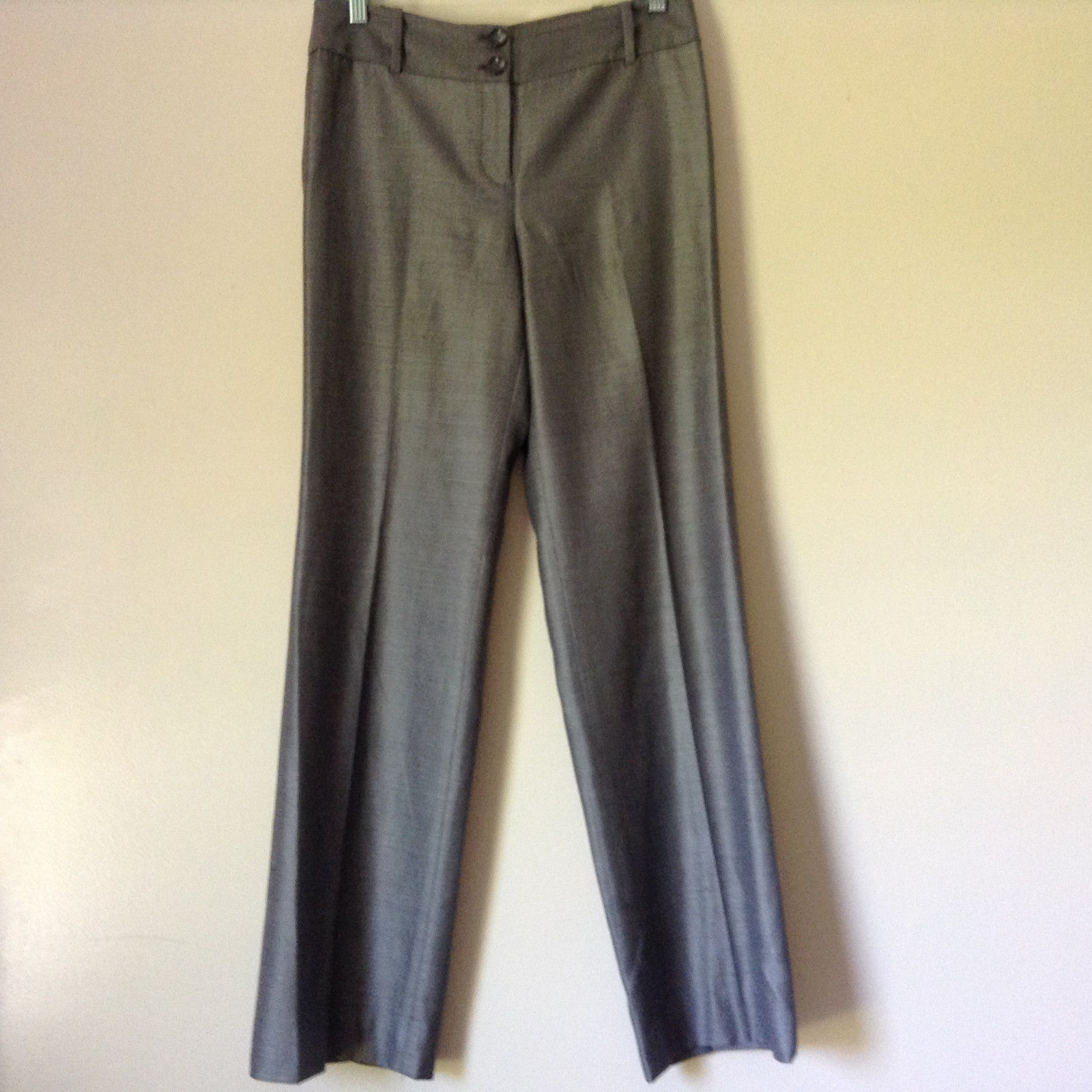 Margo Dress Pants by Ann Taylor Patterned Inside Lining Size 2