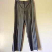 Margo Dress Pants by Ann Taylor Patterned Inside Lining Size 2