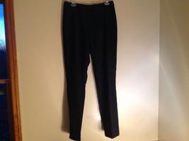McLaughlin Black Dress Pants Zipper Clasp Button Closure Made in USA Size 12 image 1