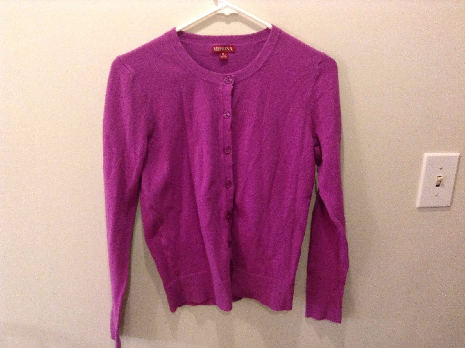 Merona Women's Light Purple Sweater
