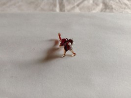Micro Miniature small hand blown glass made USA NIB  multi colored lion