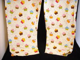 NEW Flannel 2 Piece Cupcake set w sleepmask image 2