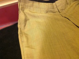 Lee Prest Long Brown Squared Colored Womens Dress Pants 12 Inch W 43 Inch L image 5