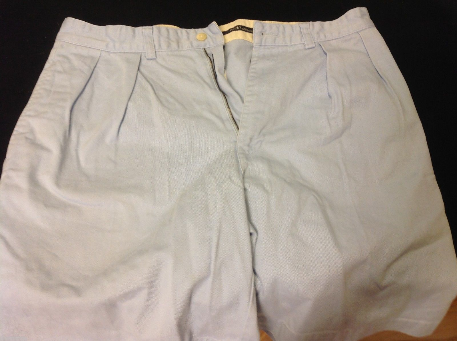 Polo Ralph Lauren shorts blue size 34