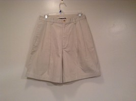 Polo Sport Ralph Lauren Khaki 100 Percent Cotton Shorts Size 6 Front Back Pocket