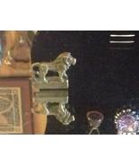 Miniature Bronze hand made artisan cast Lion - $69.29