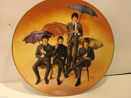 Mint Delphi Beatles Plate 65 (1965) Fourth  Issue in the Apple Corps collection