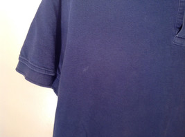 Navy Blue Short Sleeve Tommy Hilfiger Shirt with Collar and Buttons Size XL image 4