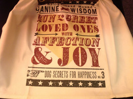 New Kitchen Towel by Fiddlers Elbow The Enlightened Hounds Canine Wisdom No 3 image 4