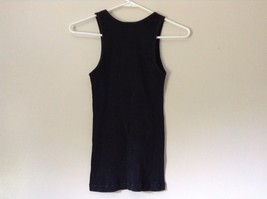 American Apparel Classic Girl Hello Kitty Black Tank Top Size Large image 6