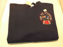 New England Patriots Pro Player 1996 AFC Champions Pullover Sweatshirt Size XL image 2