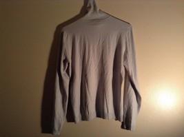 Light Blue Long Sleeve Ralph Lauren Turtleneck Shirt Size Medium image 6
