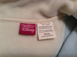 Light Blue with White Trim Grumpy on Front Disney Sweatshirt Size Small 4 to 6 image 10