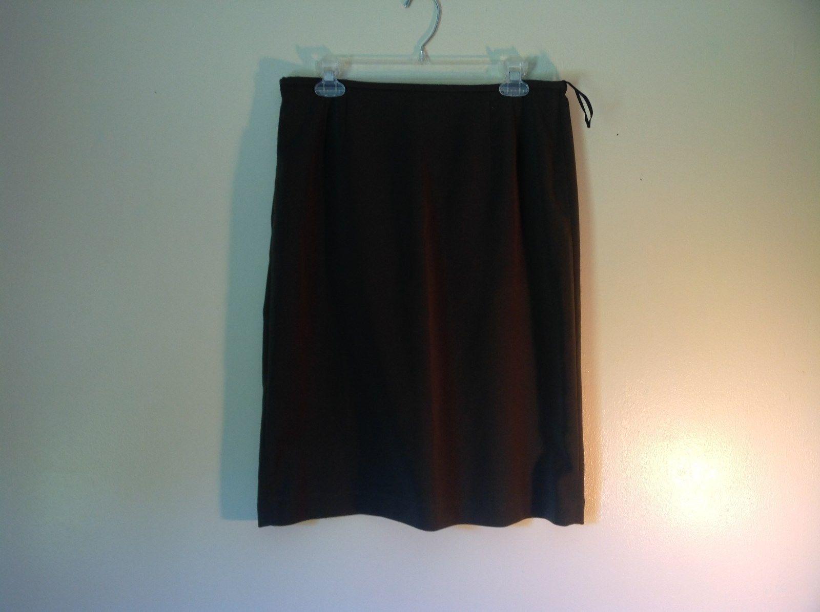 Pretty Green Ilyse Hart LTD Size 12 Skirt Side Zipper Closure