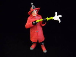 New Fireman Figure Christmas Tree Ornament Department 56