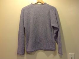 Light Magenta Columbia Long Sleeved Sweater Women Size L image 3