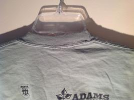 Light Green Jerzees Short Sleeve Graphic T-Shirt Sponsor USMA 5K 10K Size Large image 4