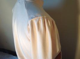 Light Pink Sweatshirt Zip Up Long Sleeve NAFNAF Lets Dance N on Back Size Large image 7