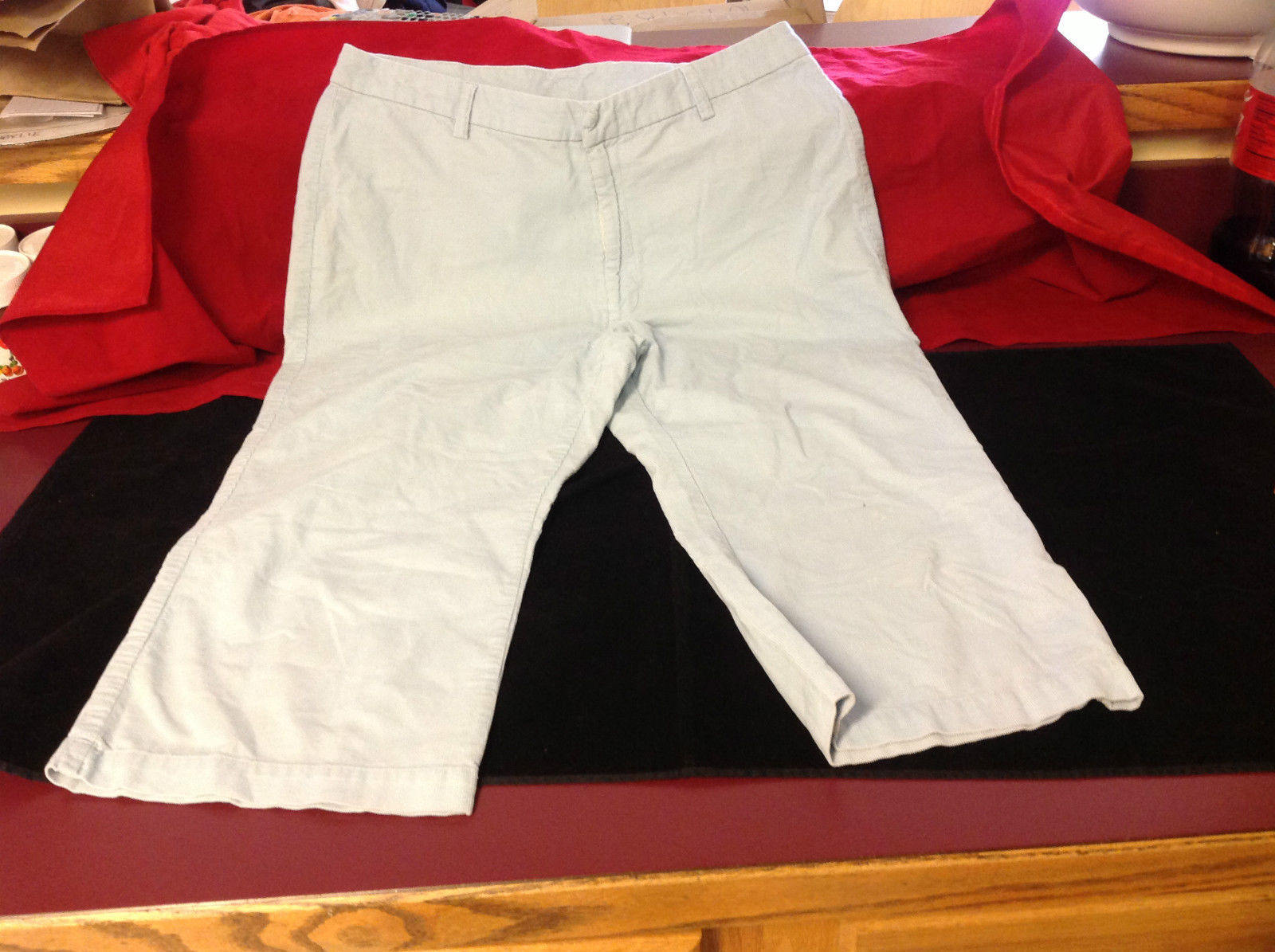 Old Navy Light Blue Ladies Casual Pants Size 12