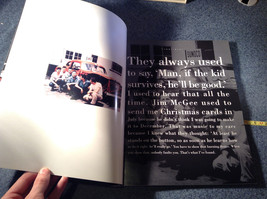 Andretti Racecar Driver and Record Breaker Book Photos 120 Pages Good Condition image 5