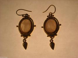 Pair of Rose quartz Earrings