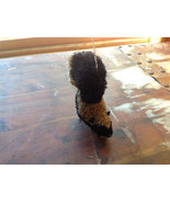 Palm Fiber Small Skunk Brush Ornament  Eco Fiber Sustainable Made in Phi... - $39.99