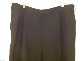 Linda Allard Ellen Tracy size 16 Black Pants image 3