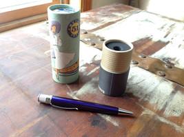Purple Retro 51 Twist Open Ballpoint Pen Original Unique Circular Box image 1