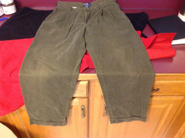 Polo by Ralph Lauren Long green mens jeans 34X42
