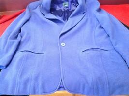 Liz wear Women's purple blazer size 4 made in Philippines image 4