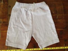 Purple Elastic Waistband Infant Shorts Basic Editions Size 18 Months image 1