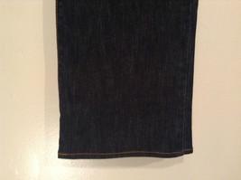 Ann Taylor LOFT Original Dark Blue Jeans Boot Cut Low Rise Size 2 image 3