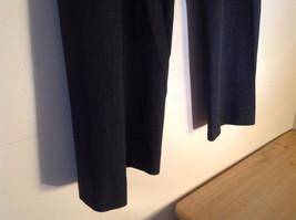 Ann Taylor Loft Dark Gray 2 Button Waist Casual Pants Size 6 image 4