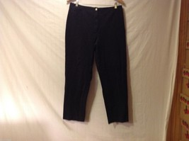 Ralph Lauren Womans Black Pants, Size 14