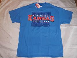 Lot of 3 Kansas Jayhawks Shirts Size XL/XXL image 4