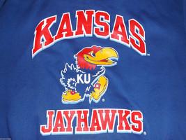 Lot of 3 Kansas Jayhawks Shirts Size XL/XXL image 3