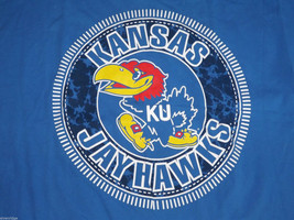 Lot of 3 Kansas Jayhawks Shirts Size XL/XXL image 7