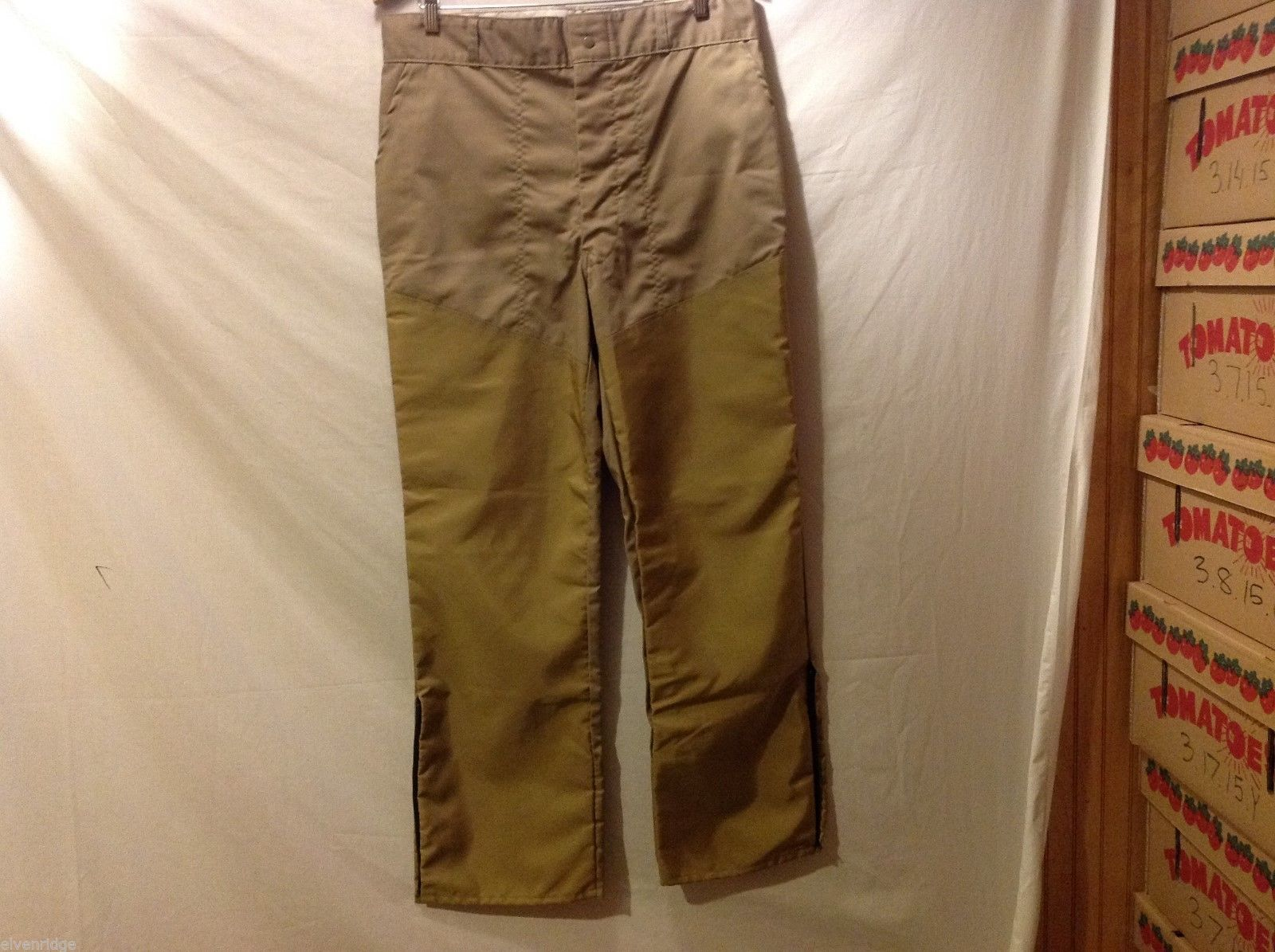 Red Head Mens Tan Work Pants
