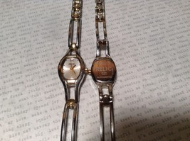 Relic ZR33580 Two Tone Gold and Silver Wristwatch Two Available image 1