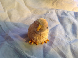Palm Fiber Baby Chick Brush Animal Eco Fiber Sustainable Ornament image 2