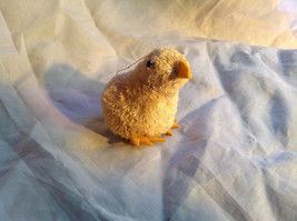 Palm Fiber Baby Chick Brush Animal Eco Fiber Sustainable Ornament image 5