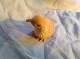 Palm Fiber Baby Chick Brush Animal Eco Fiber Sustainable Ornament image 4