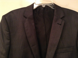 Marengo Gray High Quality Fabric Fully Lined Blazer Sport Coat Size 54 Regular image 3