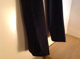 McLaughlin Black Dress Pants Zipper Clasp Button Closure Made in USA Size 12 image 3