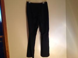 McLaughlin Black Dress Pants Zipper Clasp Button Closure Made in USA Size 12 image 6
