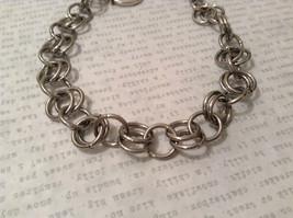 Metal Homemade Ring Bracelet Silver Tone Steam Punk image 3