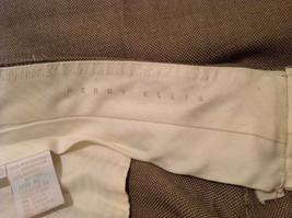 Perry Ellis Mens Classic Brownish Gray Dress Pants, Size 40/30 image 8