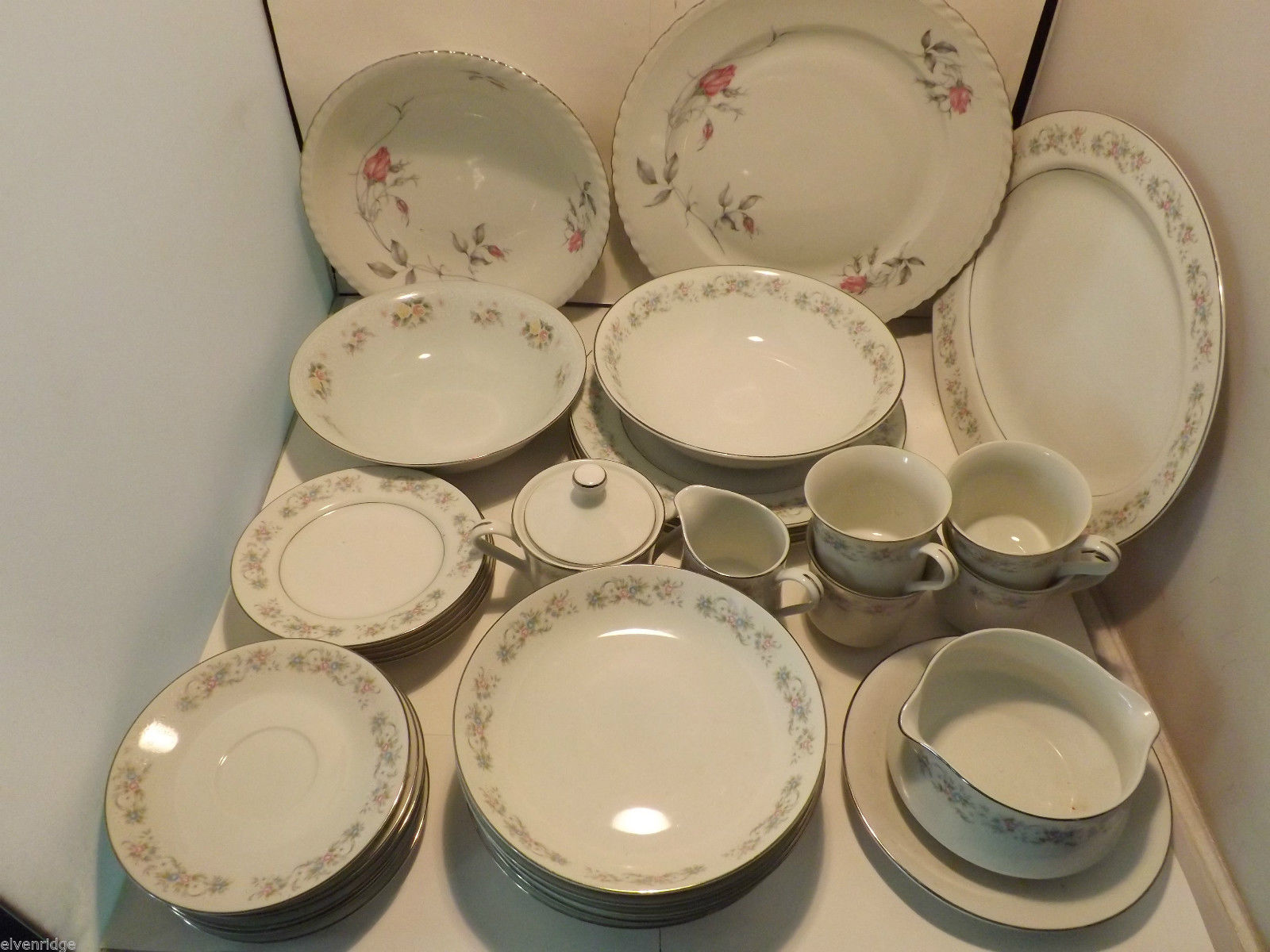 Royal Gallery Fine China Set, Bohemian China Pieces, Ping's China Piece