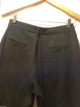 Perry Ellis Mens Classic Black Dress Pants, Size 20R image 3