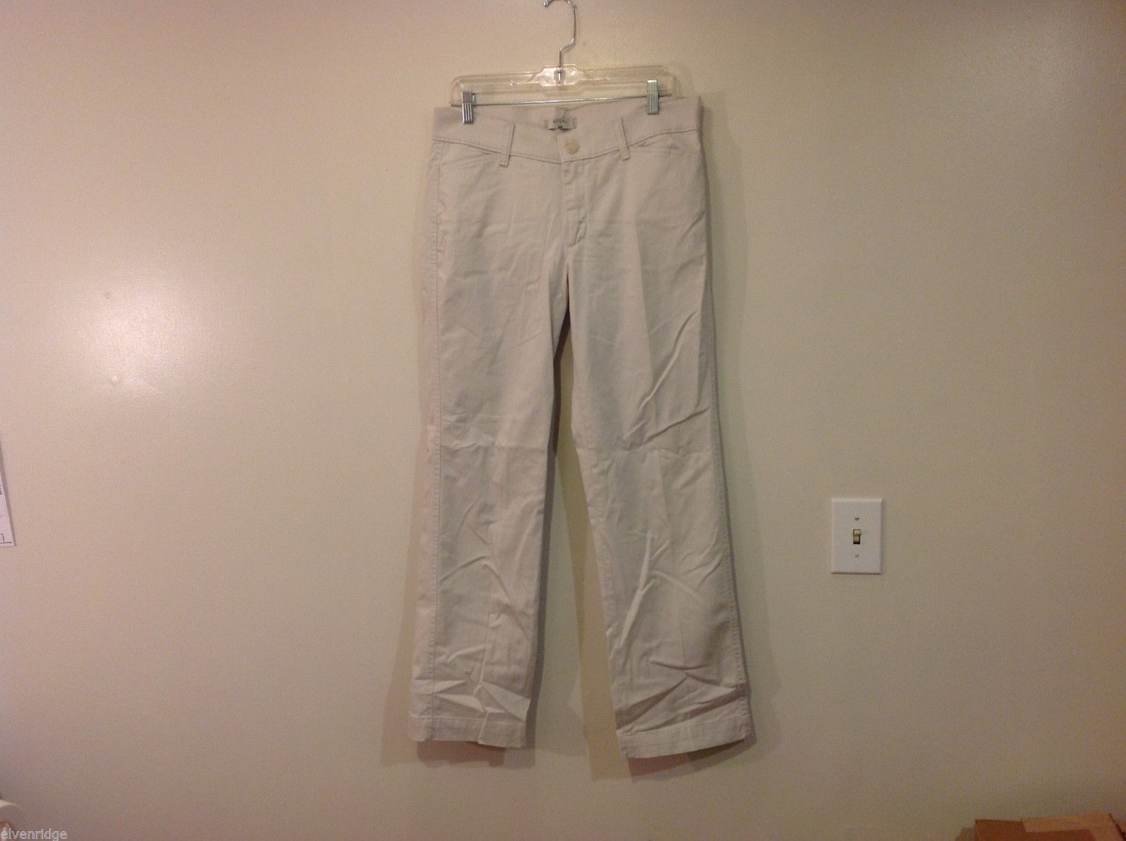 Riders by LEE Light Gray Jeans, Size 12M